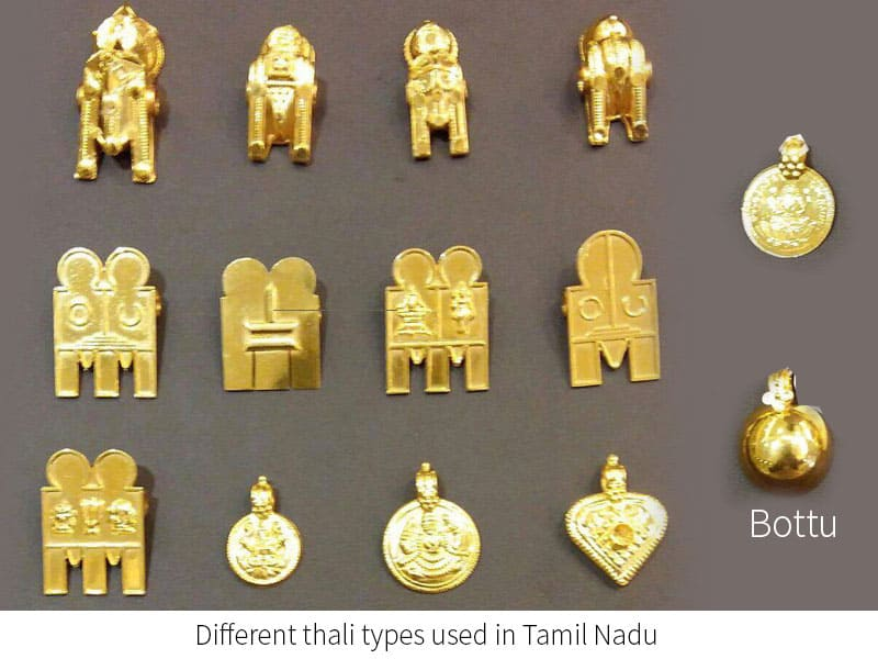 Mangalsutra Designs in Different Indian Cultures – Sampat Jewellers Inc