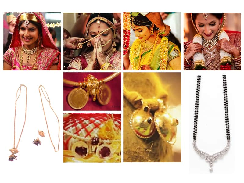 Mangalsutra in different cultures